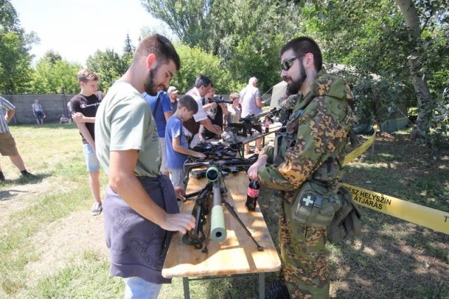 Az MH 1. Honvéd Tűzszerész és Hadihajós Ezred nyílt napja#45