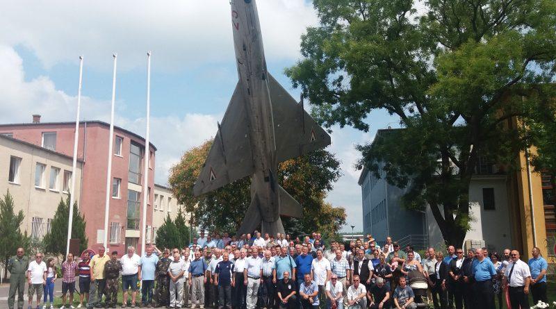 """Rácz Zsolt alezredes és a MiG-29 """"nagyvasak"""" méltó emlékezete"""
