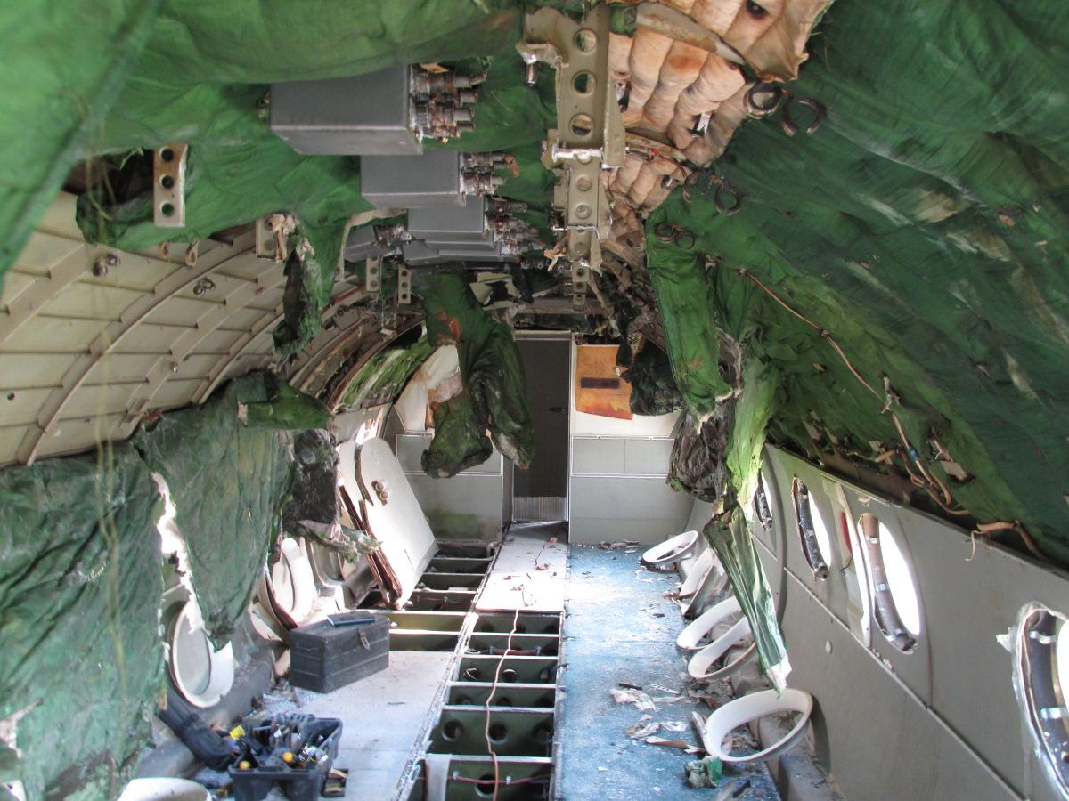 Jelenetek a keceli An-24V átváltozásából #2