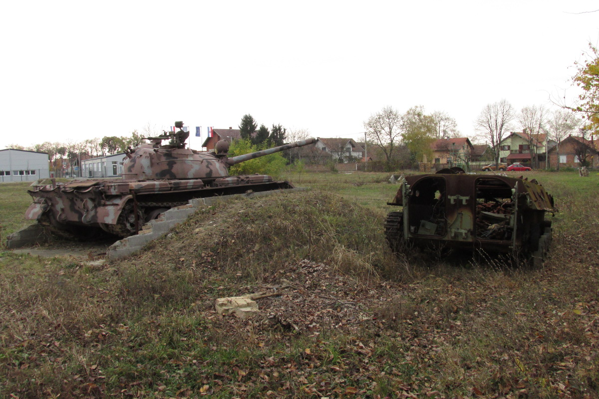 Az MCDR Vukovar haditechnikai gyűjteménye#21