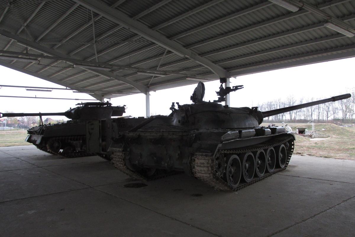 Az MCDR Vukovar haditechnikai gyűjteménye#25