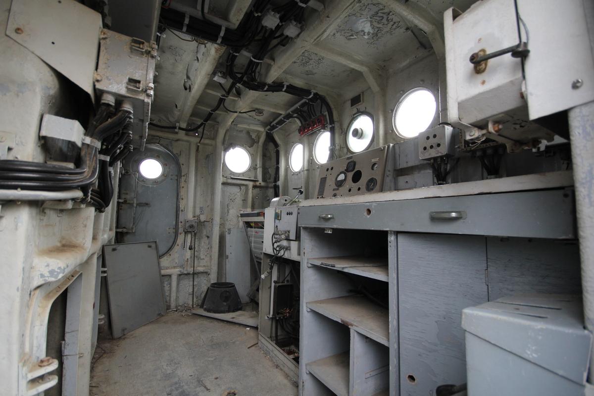 Az MCDR Vukovar haditechnikai gyűjteménye#8