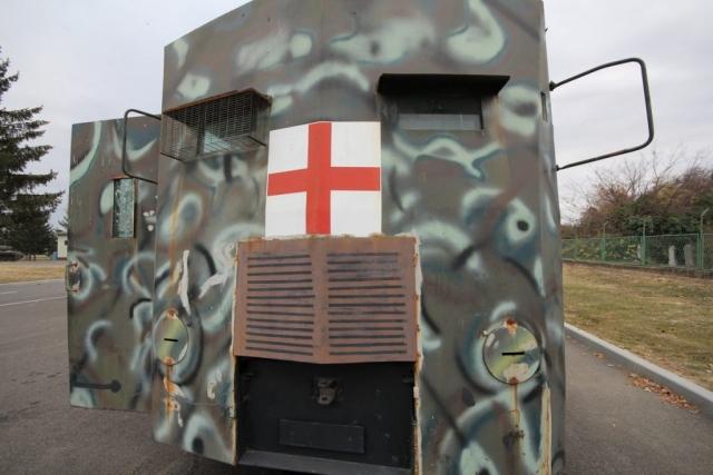 Az MCDR Vukovar haditechnikai gyűjteménye#9
