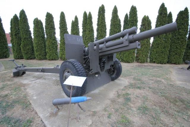 Az MCDR Vukovar haditechnikai gyűjteménye#13
