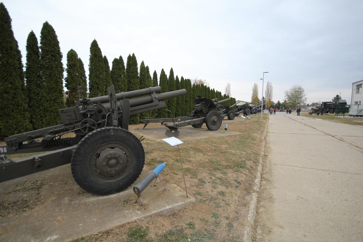 Az MCDR Vukovar haditechnikai gyűjteménye#14