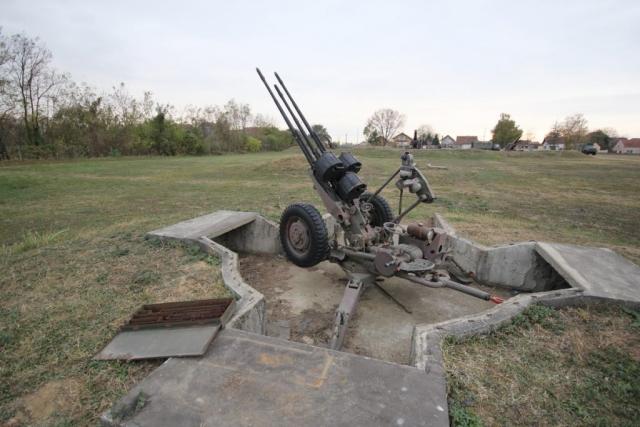 Az MCDR Vukovar haditechnikai gyűjteménye#17