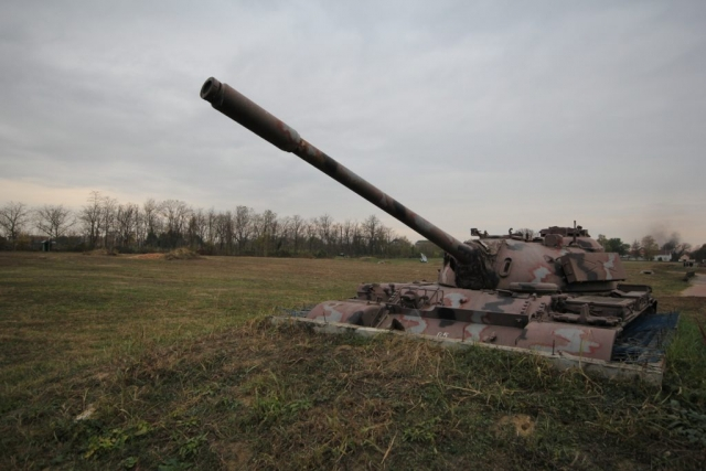 Az MCDR Vukovar haditechnikai gyűjteménye#20
