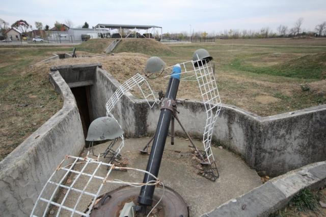 Az MCDR Vukovar haditechnikai gyűjteménye#24