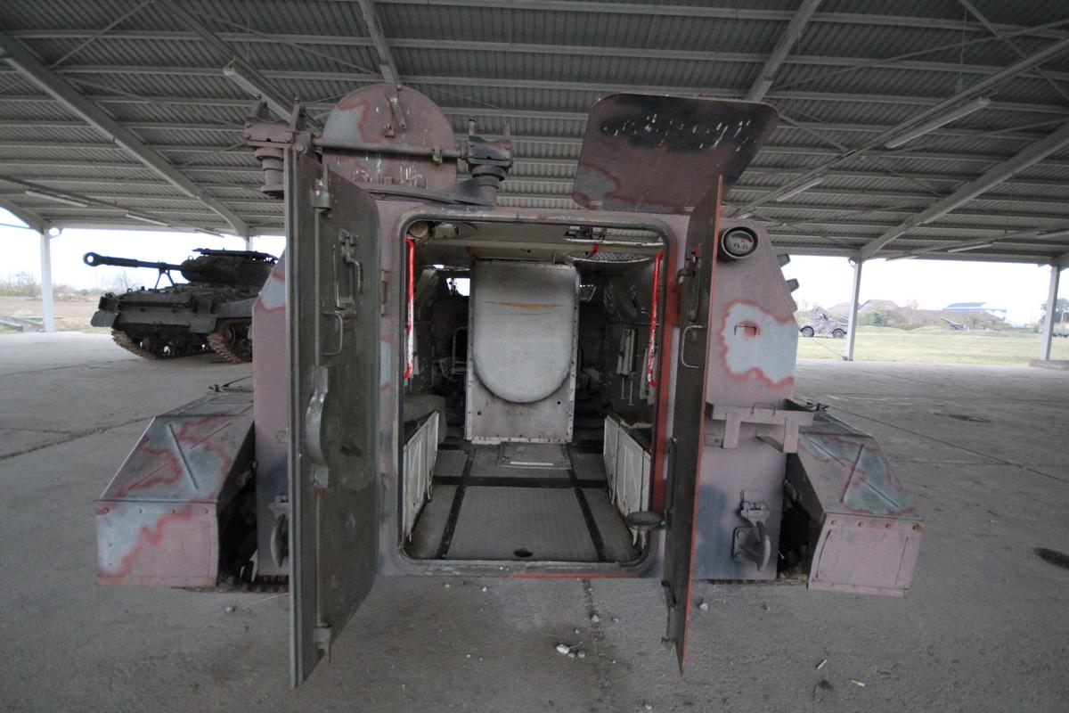 Az MCDR Vukovar haditechnikai gyűjteménye#26