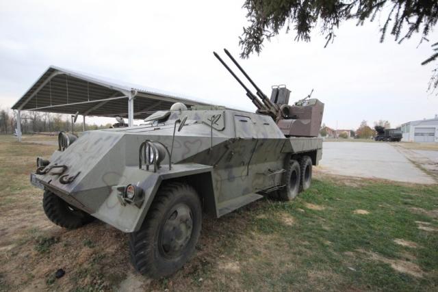 Az MCDR Vukovar haditechnikai gyűjteménye#27