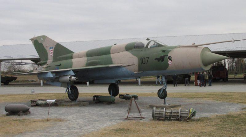 Domagoj és társai: Az MCDR Vukovar haditechnikai gyűjteménye