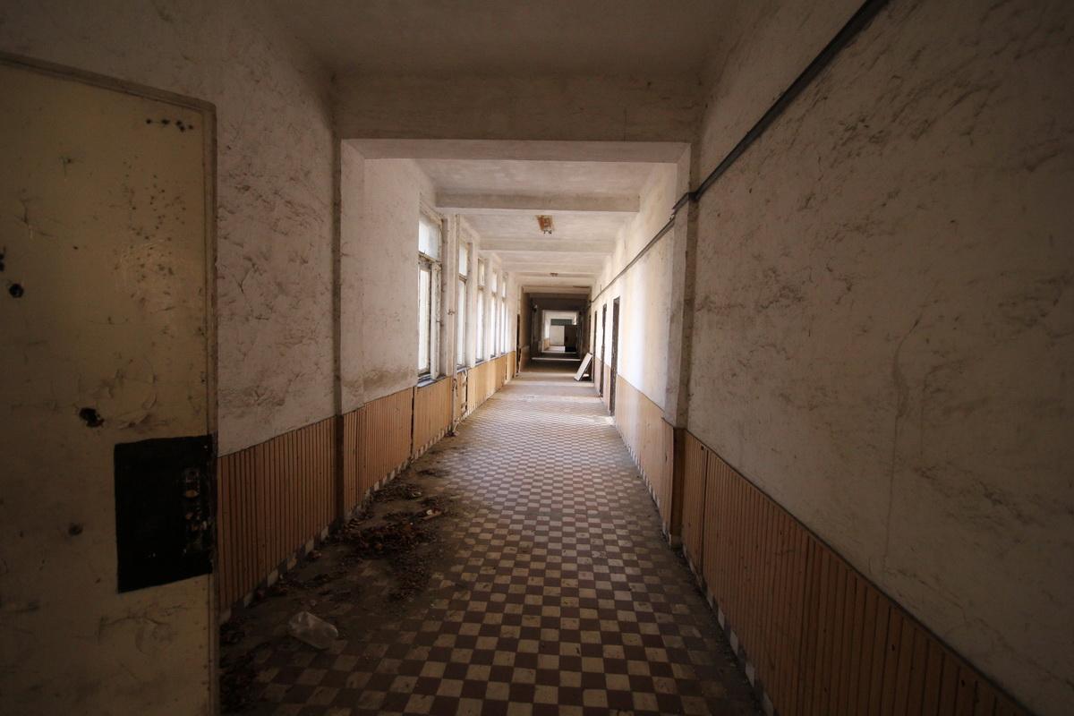 Helyőrség a város szélén - Rétság, Hunyadi János laktanya#15