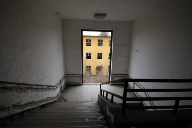 Helyőrség a város szélén - Rétság, Hunyadi János laktanya#41