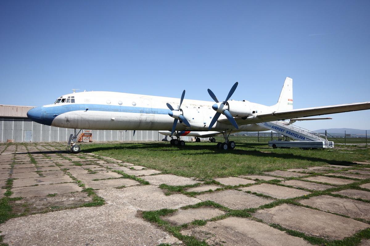 Az elnök gépei - bemutatkozik a Kassai Repülőmúzeum#21