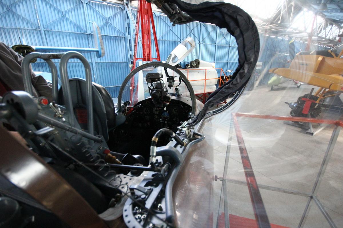 Az elnök gépei - bemutatkozik a Kassai Repülőmúzeum#11