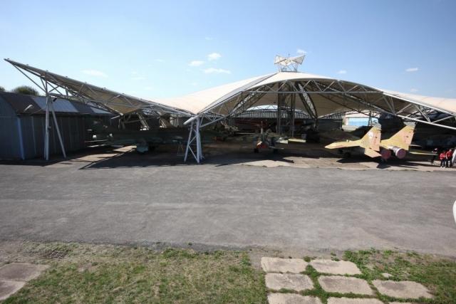 Az elnök gépei - bemutatkozik a Kassai Repülőmúzeum#7