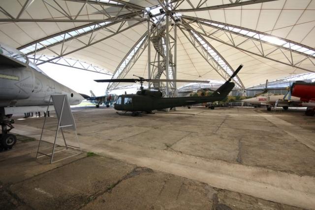 Az elnök gépei - bemutatkozik a Kassai Repülőmúzeum#20