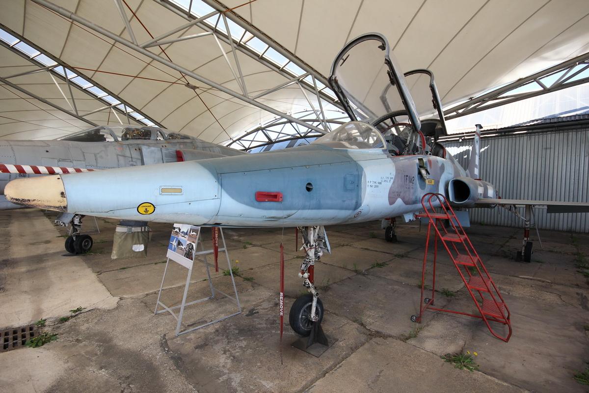 Az elnök gépei - bemutatkozik a Kassai Repülőmúzeum#18