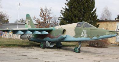Egy nap a szovjet (hadi)technika birodalmában – Ukrán Állami Repülési Múzeum 2. rész