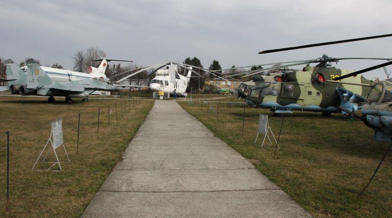 Egy nap a szovjet (hadi)technika birodalmában – Ukrán Állami Repülési Múzeum 1. rész