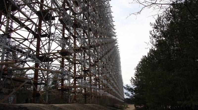 Radioaktív orosz fakopáncs – Duga radarok a csernobili zónában